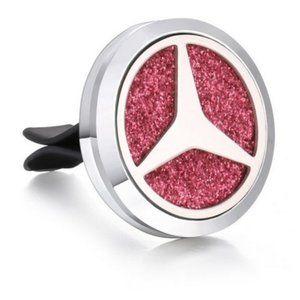 Accessories - Essential Oil Clip Diffuser Mercedes Emblem